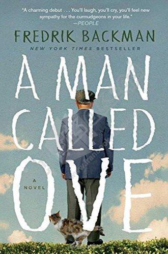 کتاب A Man Called OVE