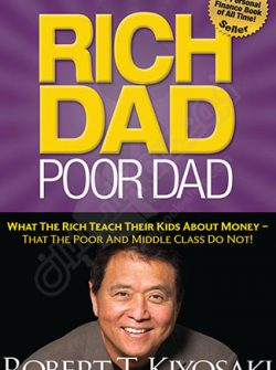 کتاب Rich Dad Poor Dad