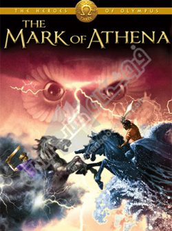 کتاب The Mark Of Athena