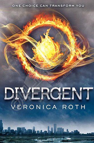 کتاب Divergent