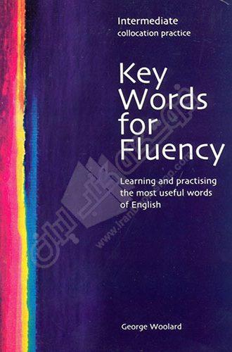 کتابKey words For Fluency Intermediate
