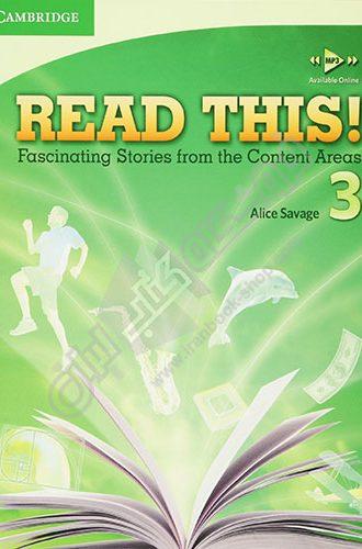 کتاب Read This 3