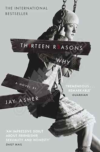 کتابThirteen Reasons Why ( سیزده دلیل برای اینکه ) اثر Jay Asher