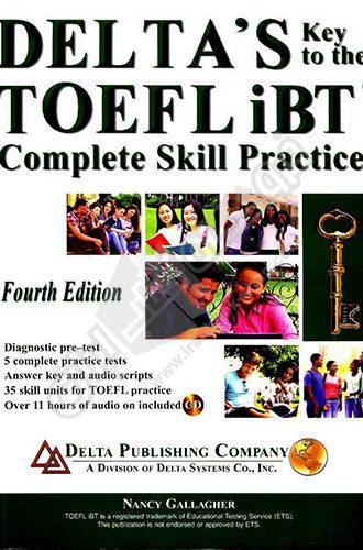 کتابDeltas Key to the TOEFL iBT