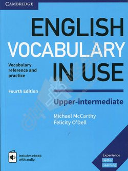 English Vocabulary In Use Upper Intermediate