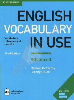 کتاب English Vocabulary In Use Advanced ویرایش سوم