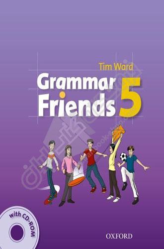 کتاب Grammar Friends 5