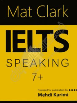 کتاب Mat Clark Ielts Speaking +7