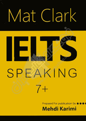 کتابMat Clark Ielts Speaking +7
