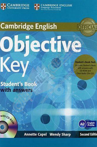 کتاب Objective Key Second Edition
