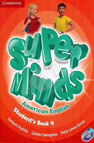 Super Minds 4