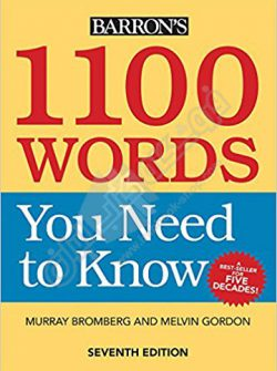 1100Words You Need to Know 7th Edition